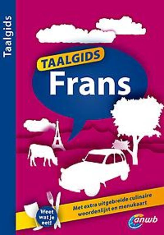 Frans ANWB taalgids, Hoogendoorn, Hans, Massieu, Hélène, Paperback