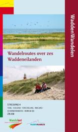 Waddenwandelen wandelroutes over zes Waddeneilanden, De Vet, Sietske, Paperback