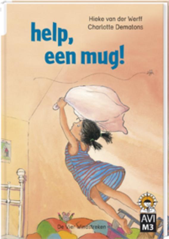 Help, een mug! De vier windstreken, Hieke van der Werff, Paperback