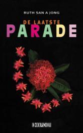 De laatste parade Ruth San-A-Jong, Hardcover