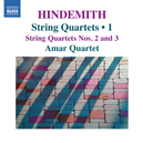 STRING QUARTETS VOL.1 AMAR QUARTET