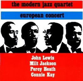 EUROPEAN CONCERT MODERN JAZZ QUARTET, CD