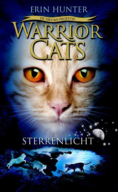 Sterrenlicht WARRIOR CATS, Erin Hunter, Hardcover