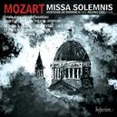 MISSA SOLEMNIS/REGINA CAE ST.PAUL'S CATHEDRAL CHOIR & MOZART