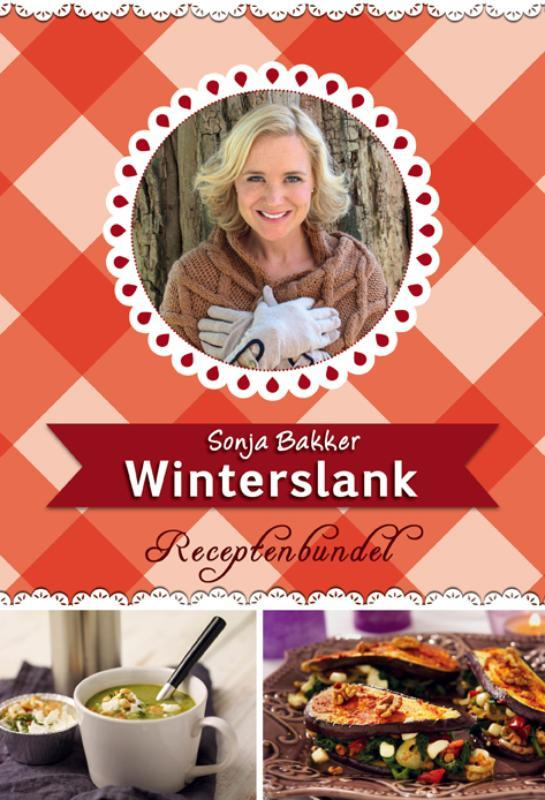 Winterslank receptenbundel, Sonja Bakker, Hardcover