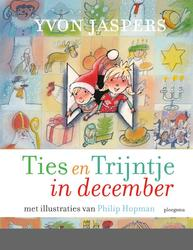 Ties en Trijntje in december