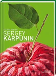 Floral art Monograph, Karpunin, Sergey, Hardcover