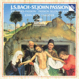 ST. JOHN PASSION MONTEVERDI CHOIR/EBS/GARDINER Audio CD, J.S. BACH, CD