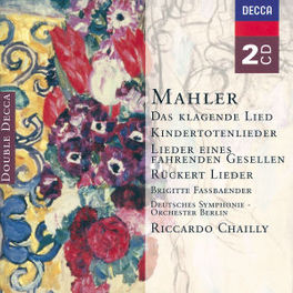 SONG CYCLES D.S.O. BERLIN/RICCARDO CHAILLY Audio CD, G. MAHLER, CD