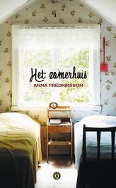 Het zomerhuis Fredriksson, Anna, Paperback