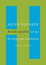 Catalogus gedichten, Duinker, Arjen, Paperback