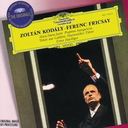 HARY JANOS SUITE/DANCES O E.HAEFLIGER/RIAS KAMMERCHOR/RIAS SO BERLIN/FRICSAY Audio CD, Z. KODALY, CD