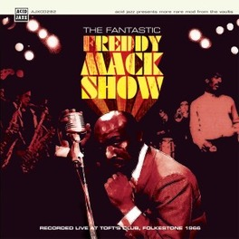 FANTASTIC FREDDY MACK FREDDY MACK, CD