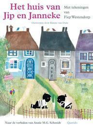 Het huis van Jip en Janneke Schmidt, Annie M.G., Hardcover