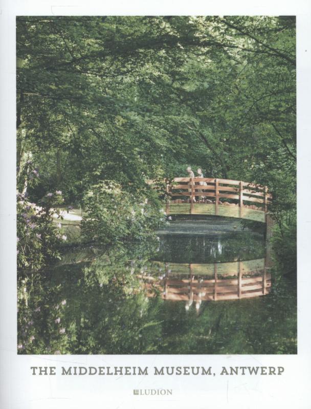 The Middelheim museum Antwerp Bausart, Lucie, Paperback