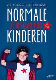 Normale kinderen ze bestaan nog, Wendy Peerlings, Paperback