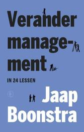 Verandermanagement in 28 lessen, Boonstra, Jaap, Hardcover