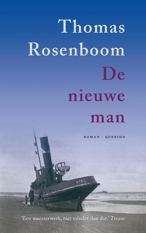 De nieuwe man Thomas Rosenboom, Paperback