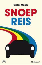 Snoepreis roman, Victor Meijer, Paperback