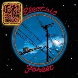 ELECTRIC FOREST NEOPROG GEKKO PROJEKT, CD