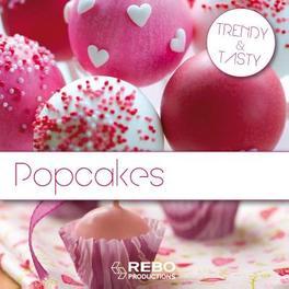 Cakepops Trendy & Tasty, Temporalia culinaire producties, Hardcover