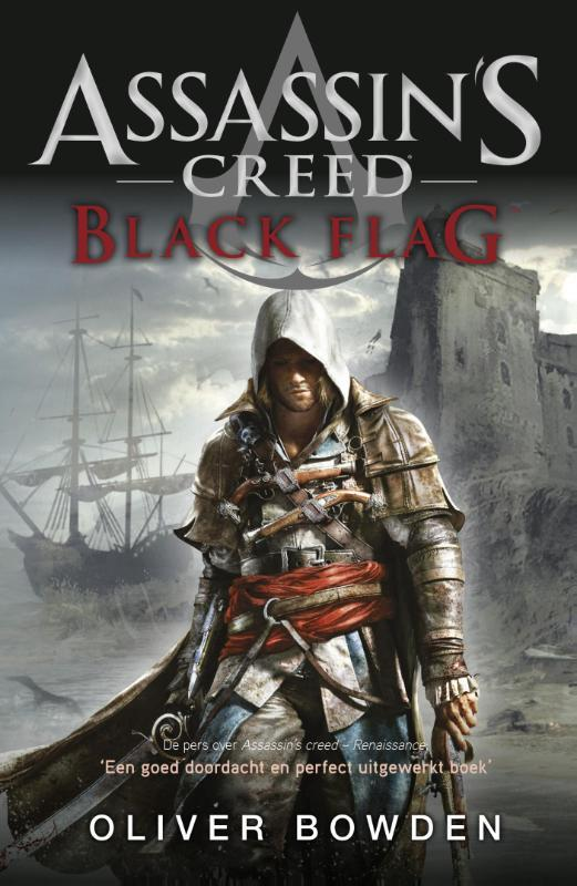 Black flag Assassin's Creed, Oliver Bowden, Paperback