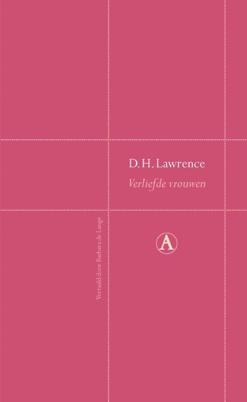 Verliefde vrouwen. Lawrence, D.H., Hardcover