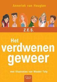 Het verdwenen geweer De Z.E.S., Van Heugten, Anneriek, Hardcover