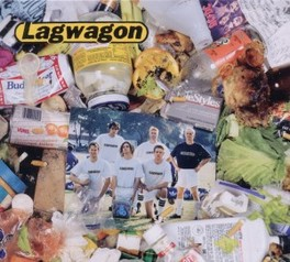 TRASHED REISSUE // REMASTERED + BONUS MATERIALS LAGWAGON, CD