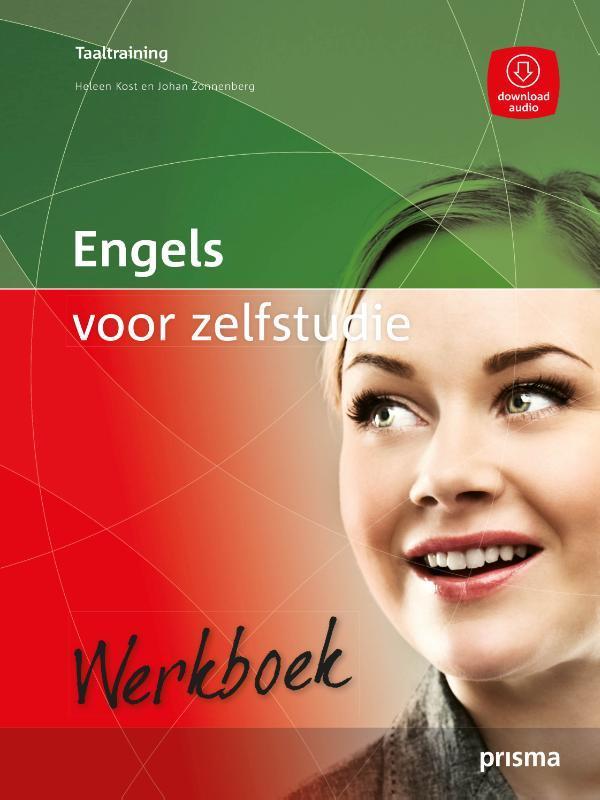 Engels voor zelfstudie werkboek, Zonnenberg, Johan G., Paperback