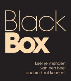 Black Box hoe goed weet jij wat je vrienden van jou denken, Paperback