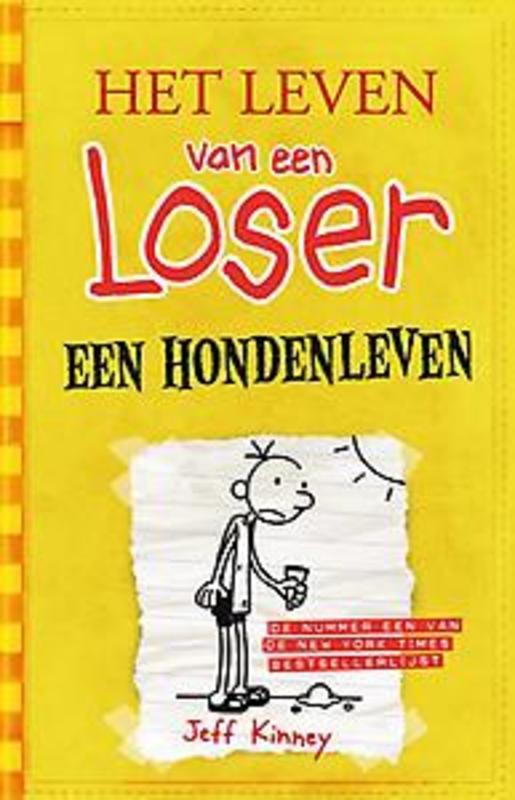 Boek Leven Van Een Loser 4 Een Hondenleven
