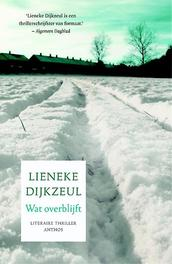 Wat overblijft Lieneke Dijkzeul, Paperback