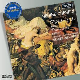 NUITS D'ETE/SHEHERAZADE ORCH.DE LA SUISSE ROMANDE/ERNEST ANSERMET Audio CD, H. BERLIOZ, CD