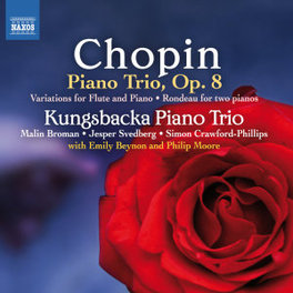 PIANO TRIO/RONDEAU OP.73 KUNGSBACKA PIANO TRIO F. CHOPIN, CD