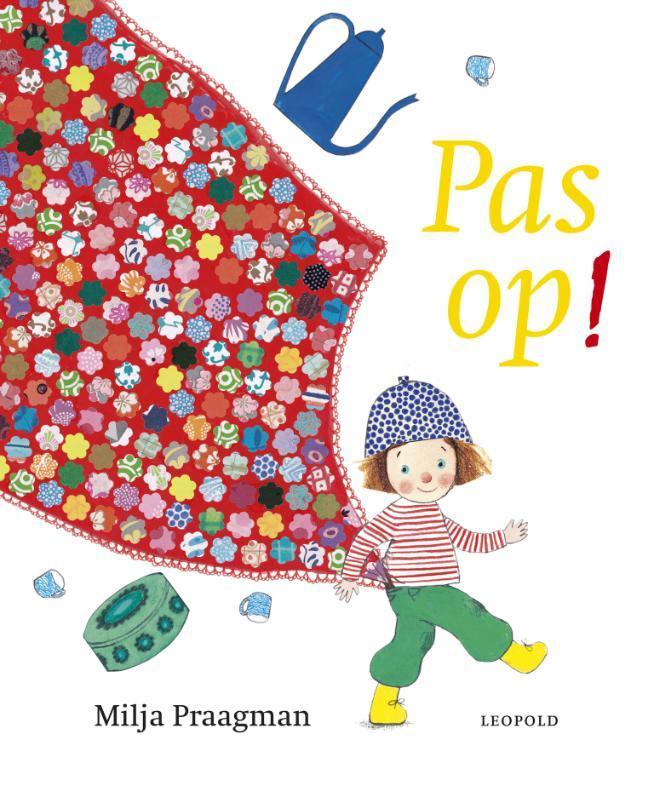 Pas op! Milja Praagman, Hardcover