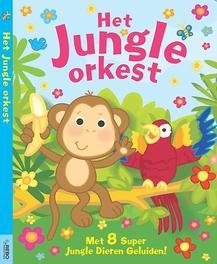 Het Jungle orkest Hardcover