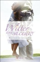 Witter dan sneeuw Marianne Grandia, Paperback