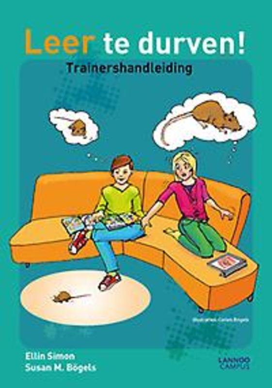 Leer te durven! trainershandleiding, Simon, Ellin, Paperback
