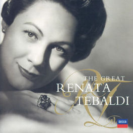 80TH BIRTHDAY TRIBUTE WORKS:PUCCINI/PONCHIELLI/CILEA/GIORDANO/VERDI... Audio CD, RENATA TEBALDI, CD