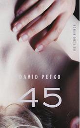 45 David Pefko, Hardcover