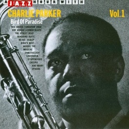 A JAZZ HOUR WITH VOL.1 Audio CD, CHARLIE PARKER, CD