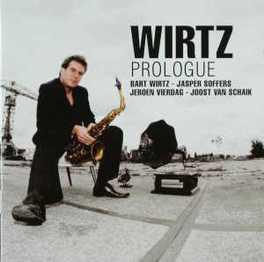 PROLOGUE BART WIRTZ - ALTSAXOFOON Audio CD, WIRTZ, CD