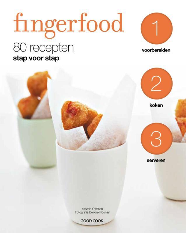 Fingerfood 80 recepten stap voor stap, Yasmin Othman, Paperback