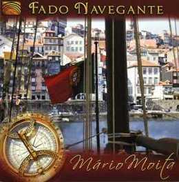 FADO NAVEGANTE MARIO MOITA, CD