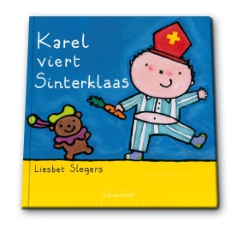 Karel viert Sinterklaas - L. Slegers