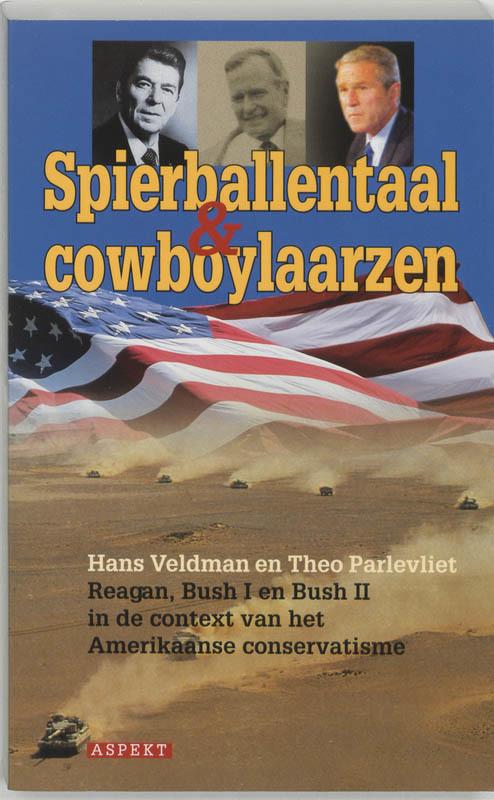 Spierballentaal en cowboylaarzen T. Parlevliet