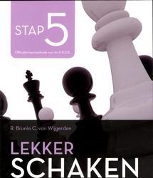 Lekker schaken stap: 5...