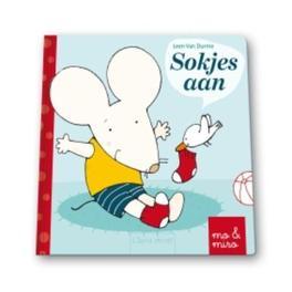 Mo en Miro: sokjes aan sokjes aan, Van Durme, Leen, Hardcover