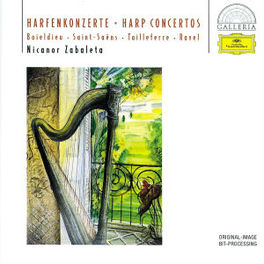 HARP CONCERTOS W/R.S.O. BERLIN, O.R.T.F., MORZENDORFER, MART Audio CD, V/A, CD